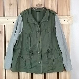 Torrid Utility Jacket